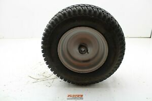 Craftsman DGT4000 Front Wheel/Rim & Tire 148736X417