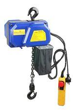 300kg Elektrokettenzug Kettenzug elektrisch 5,5m Hubhöhe 230V , 01341 , 12345