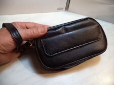 BORSA BORSELLO IN VINILE PORTAPIPE E ACCESSORI PER 2 PIPE  PIPE BAG NEW
