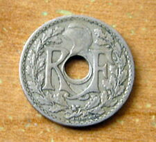 1928 FRANCE 10 CENTIMES Coin
