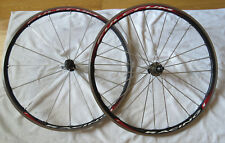 Fulcrum Racing 1 ETRTO 622x15c Aluminum Alloy Cycling Wheels - front and rear