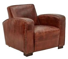 Brown Armchairs