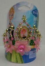 New Authentic Disney Parks Frozen Princess Anna Dress Up Costume Tiara Crown