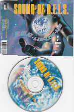 MAXI CD SINGLE 4T SOUND OF R.E.L.S IF U WANNA GET DE 1995 FINLAND