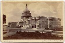 U.S. CAPITAL WASHINGTON D.C. BY JARIS VINTAGE PRINT