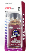 New GC  Liquid Solder Flux 2 OZ 10-4202