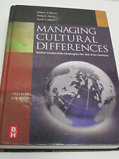 Managing Cultural Differences 7th Edition by Robert T. Moran, Philip R. Harris