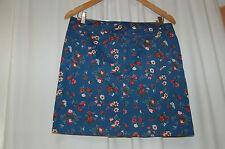Ralph Lauren Cotton/ Lycra Mini Skirt Size 6