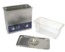 NEW 1.7 GALLON INDUSTRIAL ULTRASONIC CLEANER STAINLESS