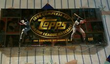 MANTLE CHASE BOX COMPLETE SET 1996 TOPPS SEALED 440 CARDS KIRBY PUCKETT GWYNN RU