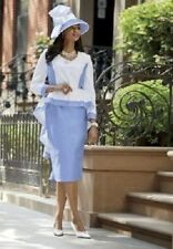 size 14 Brielle Skirt Church Suit by Ashro new