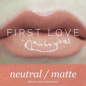 First Love LIPSENSE New FULL SIZE Authentic Liquid Lip Color By SeneGence