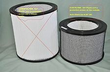 FILTER  QUEEN  DEFENDER 2000 & 3000  HEPA  FILTER ONLY Made in USA-Guaranteed