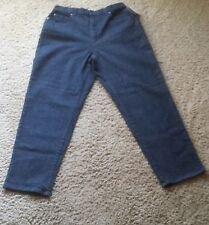 NEW MISSES CRAZY HORSE STRETCH FIT JEANS (SIZE 14)!!!!