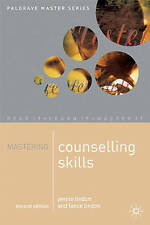 Mastering Counselling Skills (Palgrave Master Series)-ExLibrary