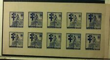 Havana. Souvenir Sheet Scott's type Pt4. Mh. sal's stamp store