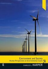 Environment and Society: Human Perspectives on Environmental Issues, 5th Edition