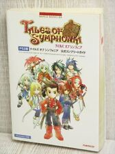 Tales of Symphonia komplette Anleitung ps2 Buch NM 45 *