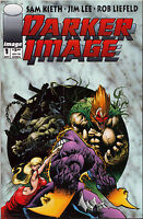 DARKER IMAGE #1 (Jim Lee/Rob Liefeld/Sam Keith Cover) ~ Image Comics