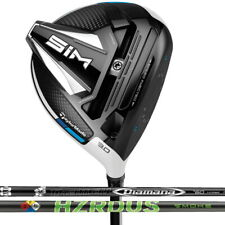New 2020 TaylorMade SIM Driver - Choose Your Loft, Shaft, and Flex
