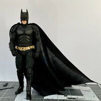 Custom Wired Cape For MAFEX Batman TDK / TDKR 3.0 Action Figure (Cape Only)