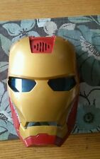 Iron Man Mask, Hasbro, Lights-up, Talks, (PLEASE READ)