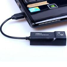 USB 2.0 zu LAN Netzwerkkarte 1000  /s Gigabit Ethernet Adapter Hubkabel