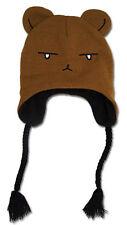 Genuine Kuma Bear Knit Laplander Beanie - GE-83013 - Ouran High School Host Club