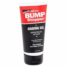 New Look! High Time Bump Stopper Shaving Gel With Aloe Vera & Tea Tree Oil 150g