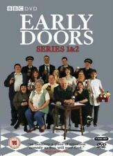 Early Doors Complete Series 1-2 DVD BBC TV 1st 2nd First Second One and Two New