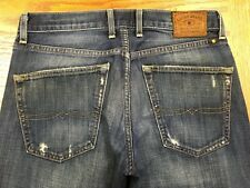 LUCKY 221 ORIGINAL STRAIGHT OL WILDER RANCH WASH JEANS SIZE 31x31 Tag 29x30 F69