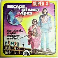 Escape from the Planet of the Apes Super 8 Ken Films 8mm PL-3 with Box Vintage