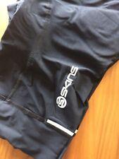mens SKINS cycle bib shorts size S