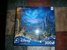Ceaco Thomas Kinkade Disney Beauty and the Beast Puzzle - 300 Pieces