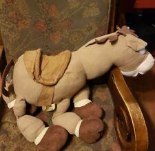 "Disney Pixar Toy Story 2 Horse Bullseye Giant Large Plush Mattel 32"""