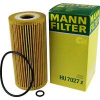 Original MANN-FILTER Ölfilter Oelfilter HU 7027 z Oil Filter
