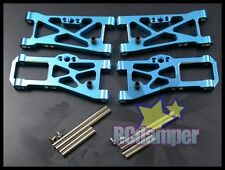 Aluminum Front+Rear Suspension Arm B Team Associated 1/10 TC4 alloy