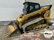 2020 Cat 299d3 Track Loader Erops 2 Speed Pilot Controls Aux Hyd 138 Hours