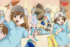 Cells at Work! Platelet Card Game Character Rubber Play Mat Vol.222 Anime Art