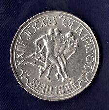 Portugal 1988 Seoul Jogos Olímpicos 250 escudos