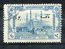 Turkije port  42 gebruikt