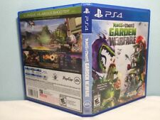 Plants vs. Zombies: Garden Warfare (Sony PlayStation 4, 2014) - Fast Shipping