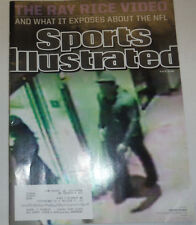 Sports Illustrated Magazine The Ray Rice Video September 2014 121014R2