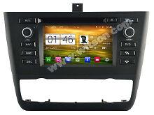 AUTORADIO 2 Din Android BMW SERIES 1 E81 E82 E83 E87 E88 116i 118i 2004-2012 gps
