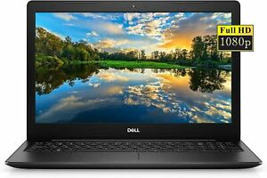 "2021 Newest Dell Inspiron 15.6"" FHD Laptop, Intel Core i3-1005G1 Processor, 12GB"