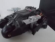 """BATMAN The Dark Knight Tumbler NERO VERSIONE Action Figure Veicolo 13"""" DC Fumetto"""