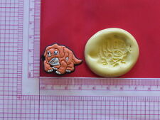 Triceratops Dinosaur Silicone Mold Resin Clay Candy A925 Resin Candy Chocolate