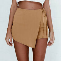 Vintage Women's Denim Jeans Shorts Ripped Destroyed Club Summer Causal Hot Pants