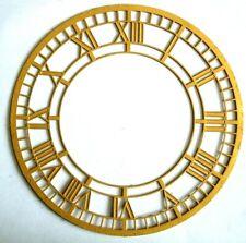 Cadran annulaire doré dial regulateur horloge comtoise uhr clock pendule Morbier