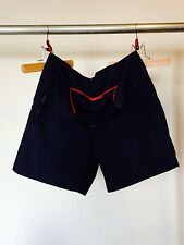 Prada Men's Navy Blue Shorts